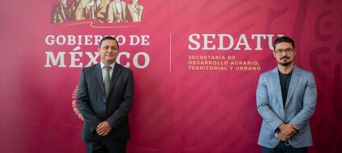 El nuevo subsecretario se desempeñó como coordinador general de Desarrollo Metropolitano y Movilidad, donde se encargó de coordinar el proceso de adquisición de terrenos para el Proyecto Aeroportuario Felipe Ángeles ...