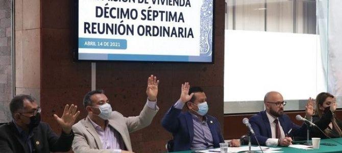 Legisladores aprueban dictámenes de la Ley de ese organismo crediticio; la diputada Miriam Del Sol Merino Cuevas dijo que uno de los principales beneficios, además de agilizar trámites, es el ...